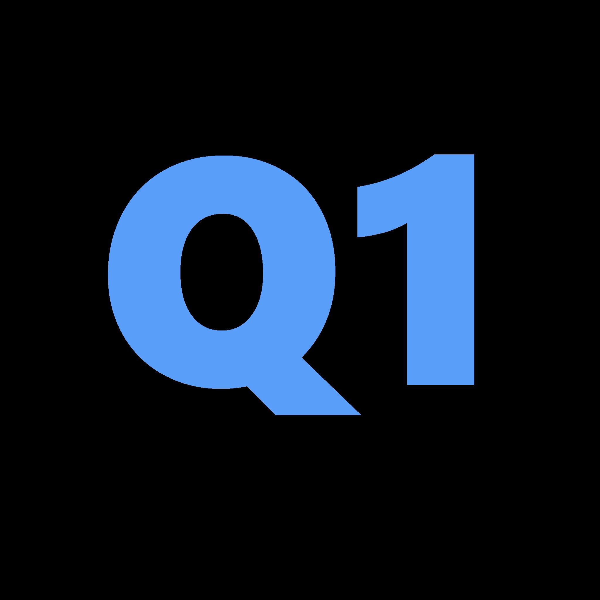The current quarter is Q1 2019